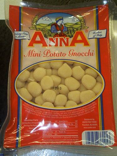 Anna Mini Potato Gnocchi