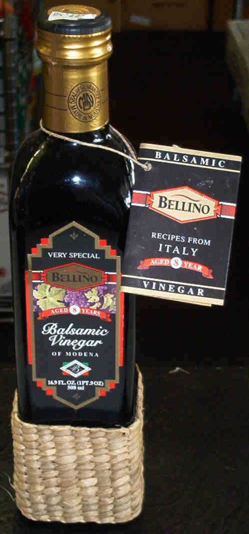 Bellino Balsamic Vinegar - Aged