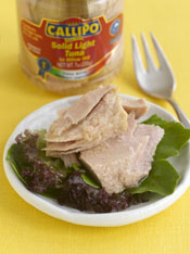 Callipo Tuna in Olive Oil, 7 oz.