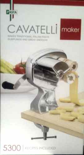 Pasta Cavatelli Maker - 5300 [EQ-90017a] - $59.95 : Zen ...