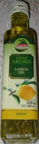 Cinquina lemon olive oil