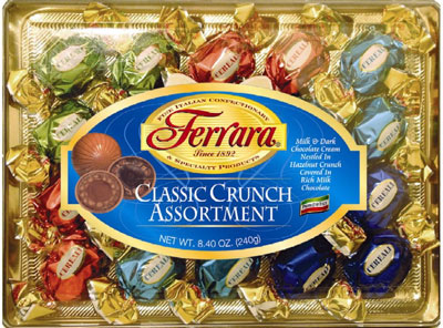 Ferrara Classic Crunch Assortment