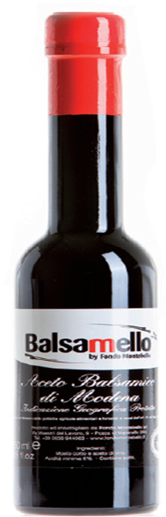 Fondo Montebello Balsamello Balsamic from Modena, 250 ml