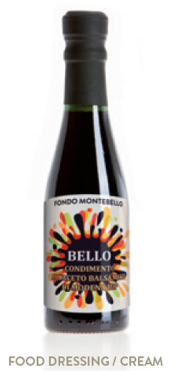 Fondo Montebello Bello Balsamic from Modena, 200 ml