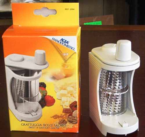 Italian Cheese Grater made by Acea Manodomestica
