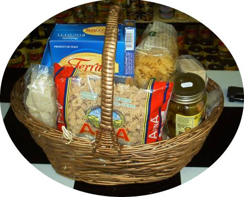 Typical Gift Basket