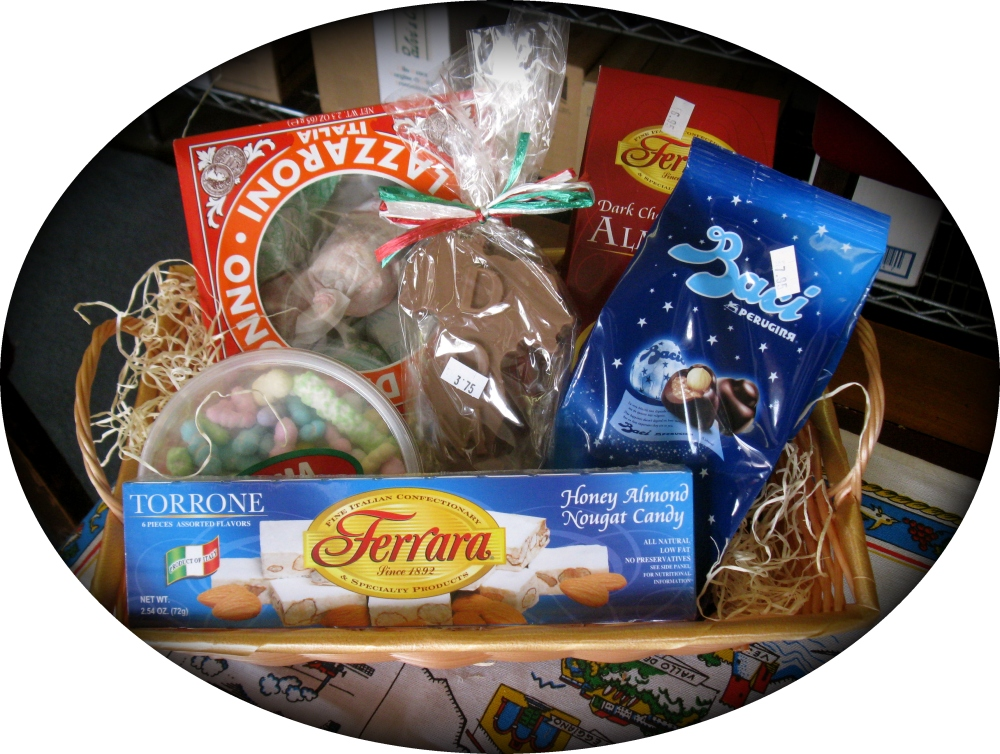"Dolce ""Small"" Gift Basket"