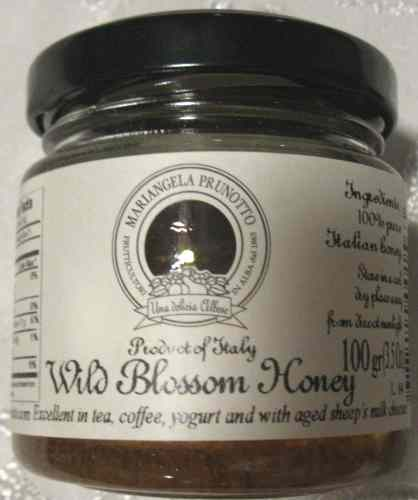 Prunotto Italian Wild Blossom Honey.