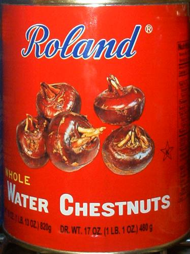 Roland Water Chestnuts