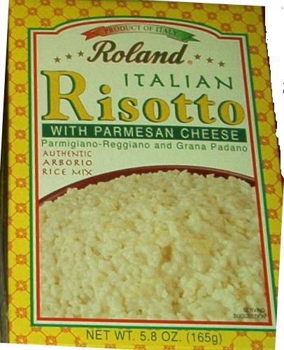 Roland Instant Risotto with Parmesean Cheese
