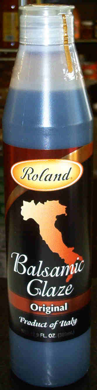 Roland Balsamic Glaze 12.9 fl. oz. bottle,