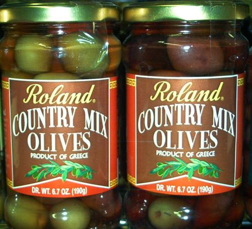 Roland Country Mix Olives
