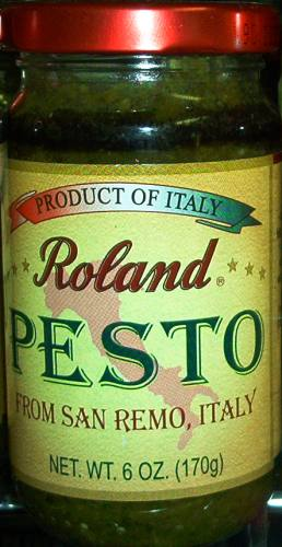 Roland Pesto from San Reno, Italy 6 oz.