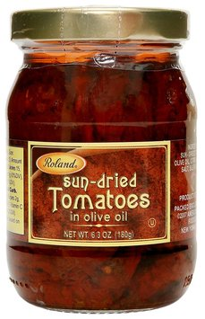 Roland Sun-Dried Tomatoes in Olive Oil, 6.3 oz.