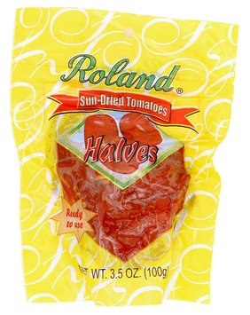 Roland Sun Dried Tomato halves, 3.5 oz.