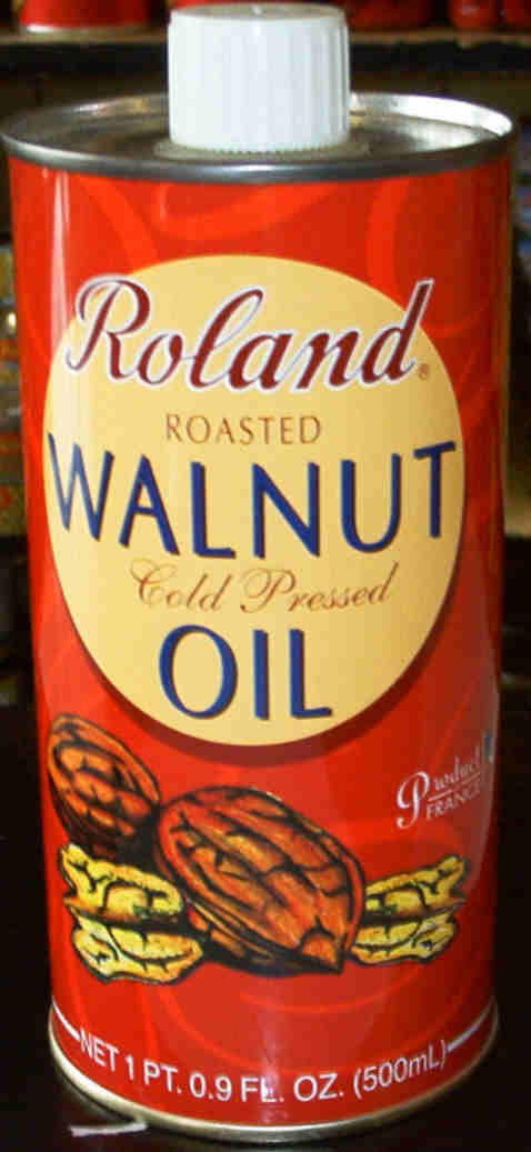 Roland Walnut Oil   Oz Bn