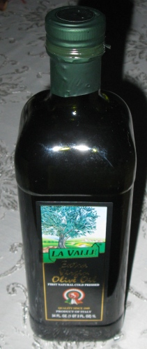 La Valle Extra Virgin Olive Oil