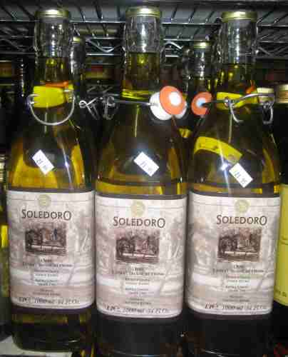 Soledoro Extra Virgin Olive Oil